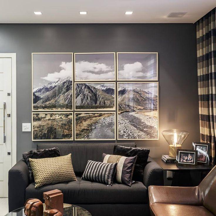 17 melhores ideias sobre mobília do quarto cinza no pinterest ...