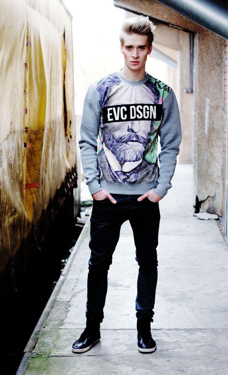 Moda męska #evcdsgn