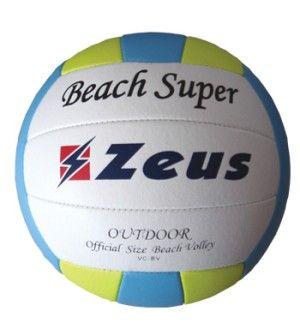 Zeus Beach Super Strandröplabda, jóváhagyott hivatalos és nemzetközi strandröplabda versenyeken. A Zeus Beach Super Strandröplabda külső része magas minőségű poliuretán (PU) anyagú, kézzel varrt elemek, kétrétegű butil belsővel. Víztaszító, könnyed érintés. - See more at: http://elony.emelkedes.hu/termek/zeus-beach-super-strandroplabda/#sthash.Uy4D5ZXz.dpuf