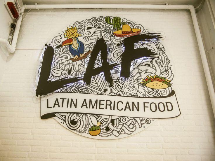 Η νέα λύση για street food στο κέντρο της Αθήνας μας συστήνει γεύσεις της Λατινικής Αμερικής πέρα από τα tacos και τα burritos.