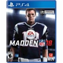 Madden NFL 18 - PlayStation 4 - Best Buy