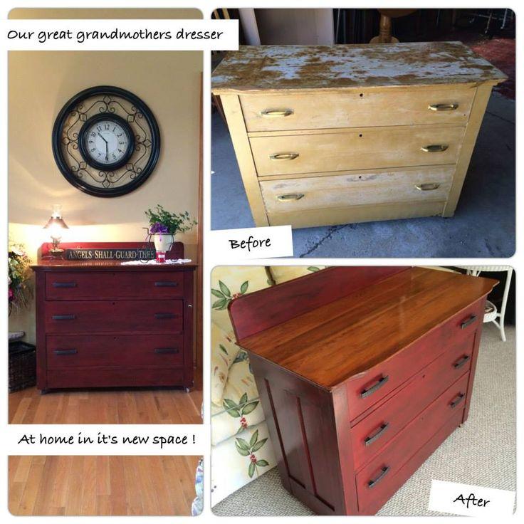 18 Best Rethunk Junk Furniture Paint Images On Pinterest