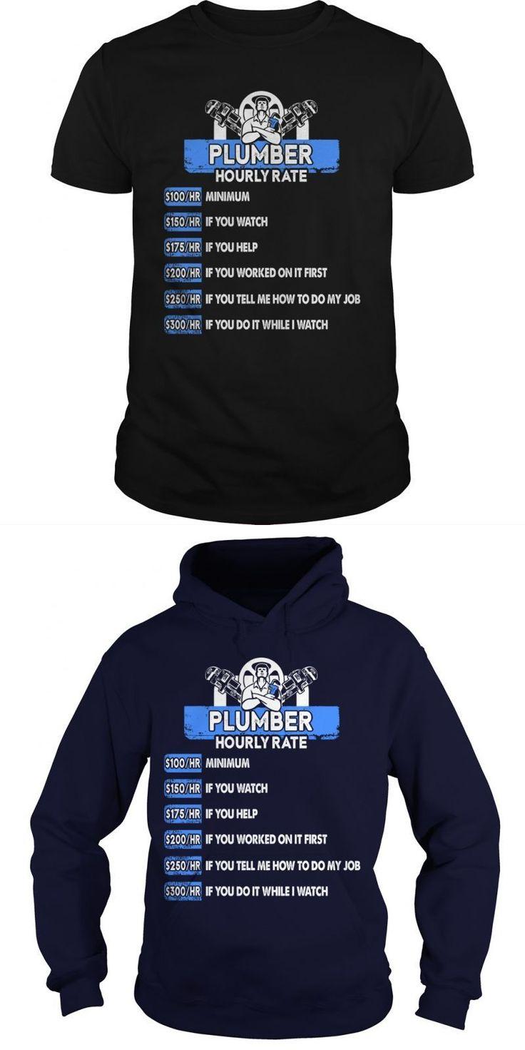 Click Select A Style To Choose Between Hoodie Or Tee Or Sweatshirt And Color Options  Guys Tee Hoodie Sweat Shirt Guys V-Neck Unisex Tank Top Unisex Longsleeve Tee T-shirt Turns Plumber's Crack Into Cleavage I'm A Plumber T Shirt Plumber T Shirt Plumbers Crack T Shirt For Sale