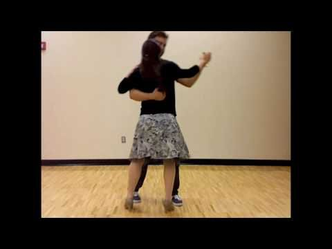 All About Swing: Dance Steps and Tricks. I need to learn the move at the end!