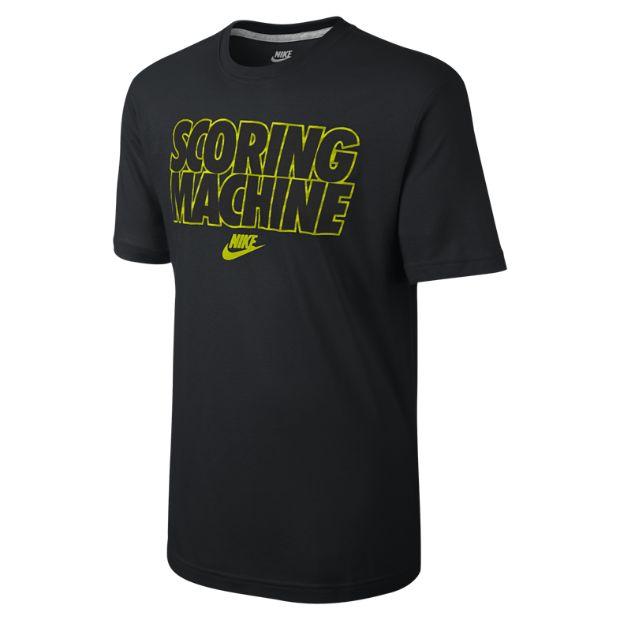 "The Nike ""Scoring Machine"" Men's T-Shirt."
