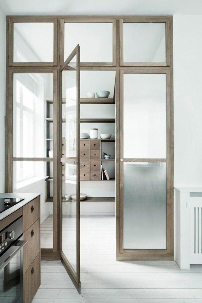 53 photos pour trouver la meilleure cloison amovible for Removable walls and doors