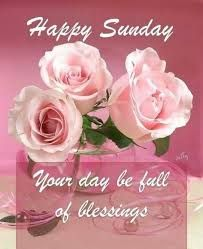 Image result for Sunday greetings with roses
