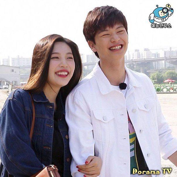 We Got Married 4 (Sungjae & Joy)
