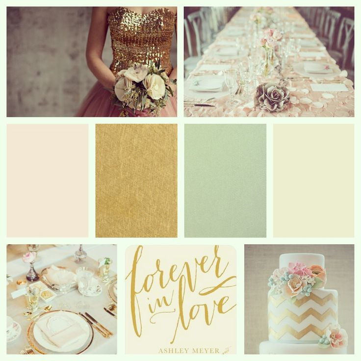 17 best images about sage ivory blush gold wedding on