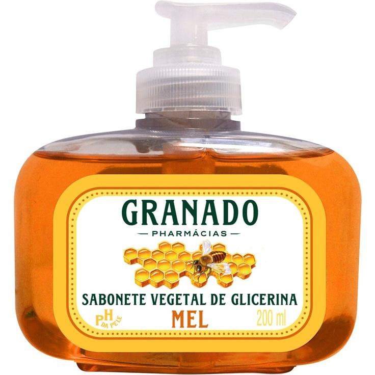 Sabonete líquido mel