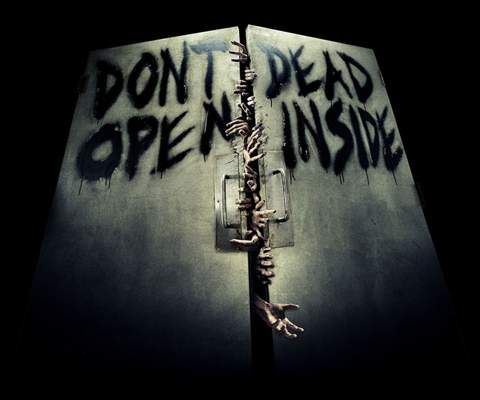 SO freakin ready for The Walking Dead to start again tonight!! ~SLB