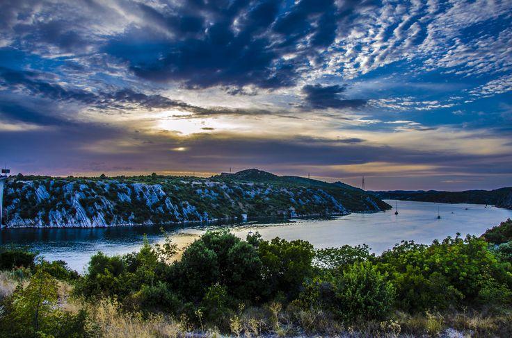 https://flic.kr/p/wJ89Vi | Šibenik Bay view | Šibenik, Croatia