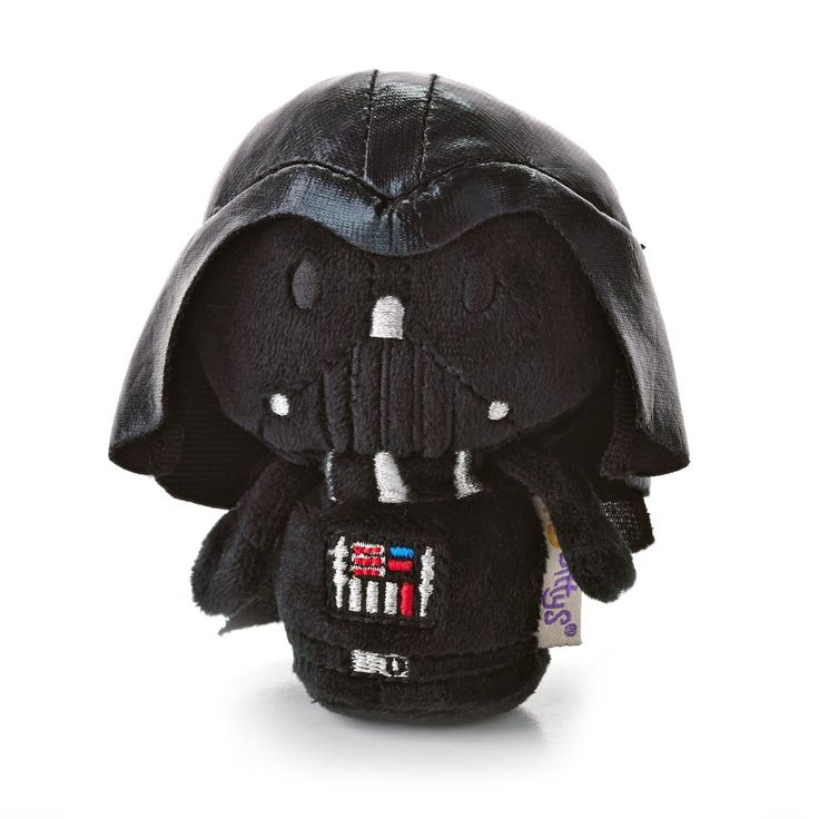 "itty bittys® Darth Vader™  ""There is no escape.""  He will capture your heart.  $6.95"