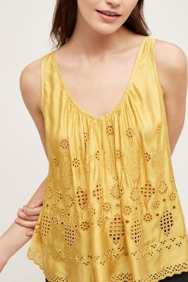 Sadie Swing Tank - anthropologie.com