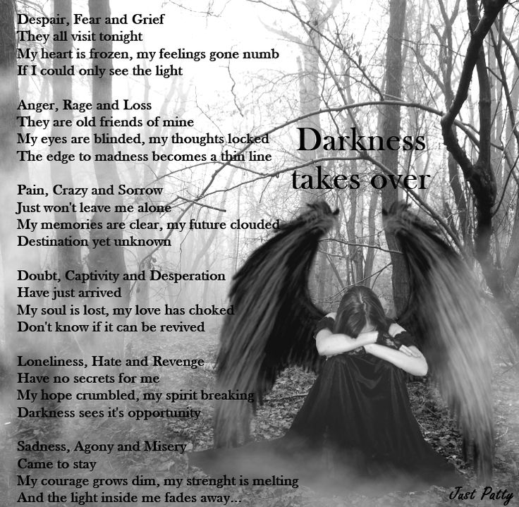 Dark Quotes About Depression: Poetry & Quotes And Stuff