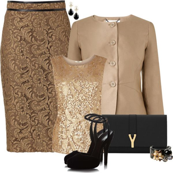 """Love this skirt!! """"Wedding Guest"""" by sherry7411 on Polyvore"""