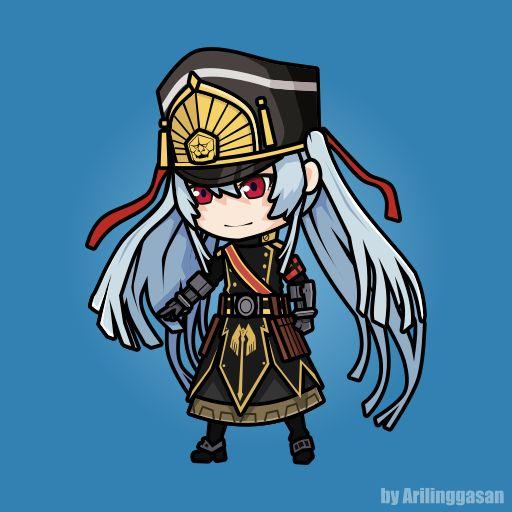 Fan Art Altair from Re:Creators