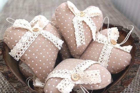 Vintage karácsonyi szív, Karácsonyi, adventi apróságok, Karácsonyfadísz, Ajándékkísérő, képeslap, Karácsonyi dekoráció, Meska