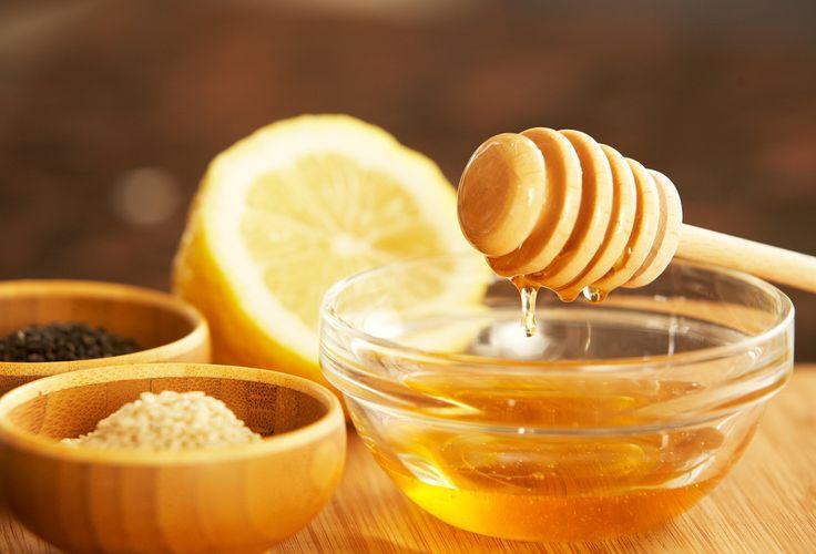 Medový zábal na silný kašel
