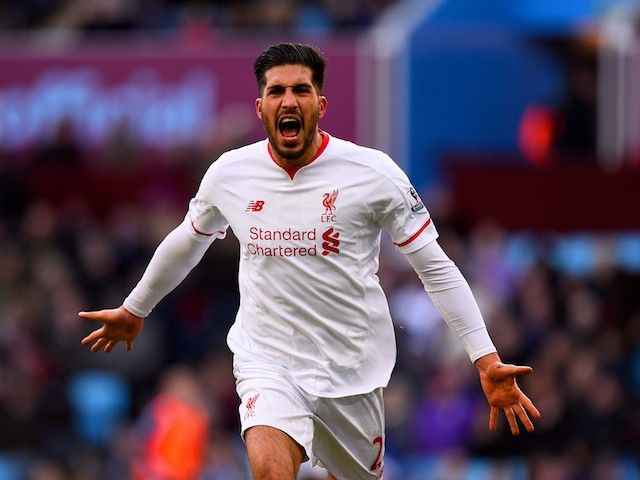 Emre Can: 'I want to score more goals'