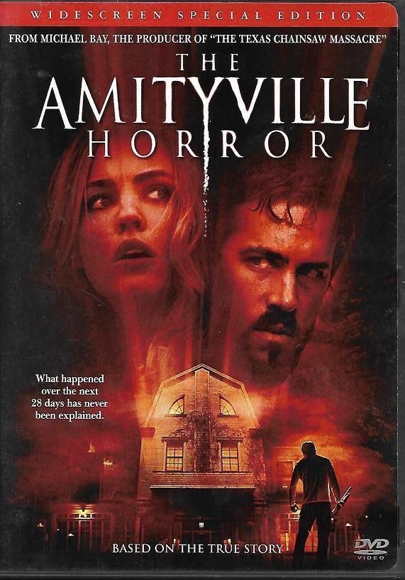 The Amityville Horror DVD 2005 Widescreen Special Edition Horror