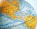 """El mundo está compuesto actualmente por 194 países (año 2015) distribuidos por los cinco continentes: 54 en África, 50 en Europa*, 48 en Asia*, 35 en América y 14 en Oceanía (*El continente europeo y el asiático comparten siete países denominados """"Países euroasiáticos"""")"""