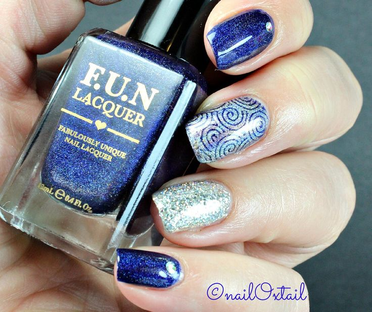 Starry Night of the Summer by F.U.N Lacquer