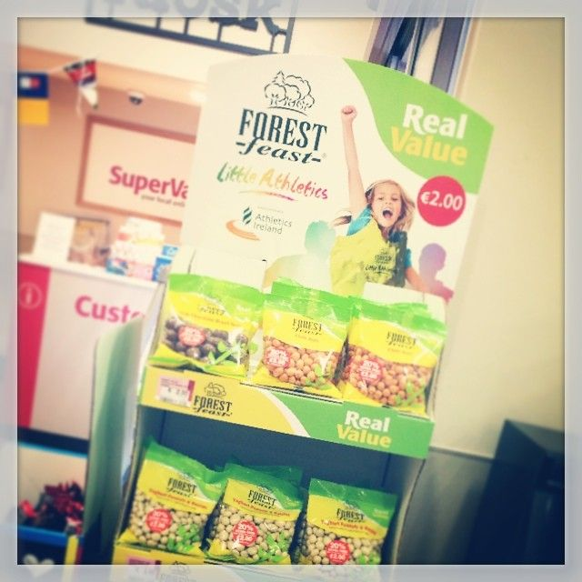 We're just loving our new @ForestFeast Little Athletics stands in-store now! Let us know if you spot them out and about!   Forest Feast