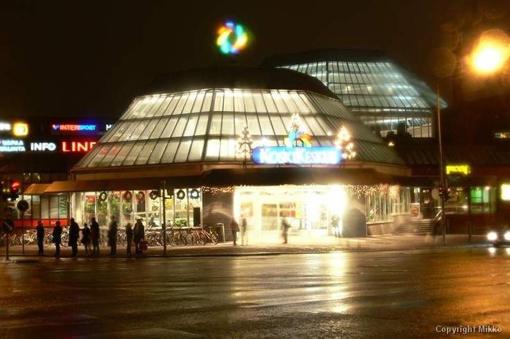Tampere: Tampere. Koskikeskus