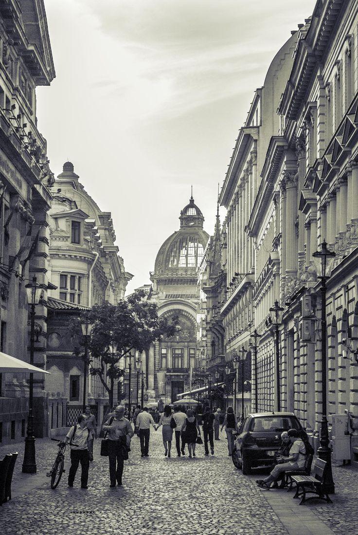 Lipscani, Bucharest by Mihai Tufă on 500px