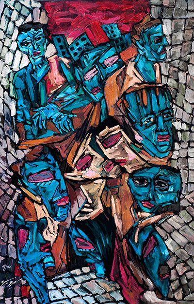 Sirvan Kanaani - Painter