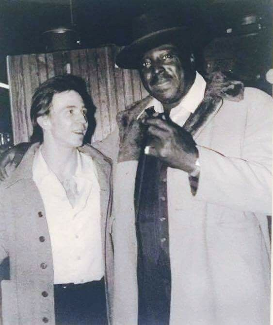 SRV and Albert King