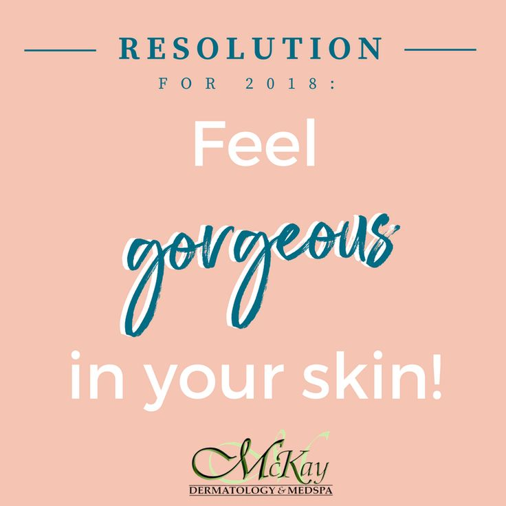 Want to have better skin, smoother lines, or plumper lips in 2018? Well we are here with whatever treatment you need to help feel and look your BEST in the new year! Give us a call at (772) 283-0109 to schedule your consultation today!