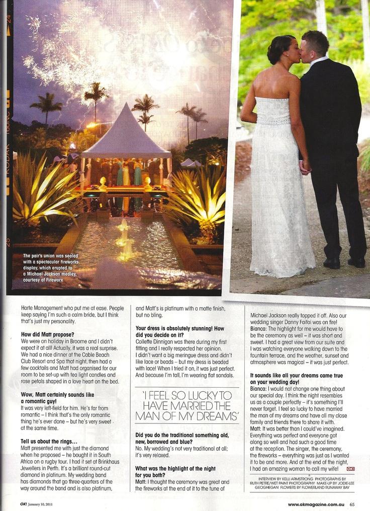 Free Australian Wedding Tips King Island Weddings - YouTube