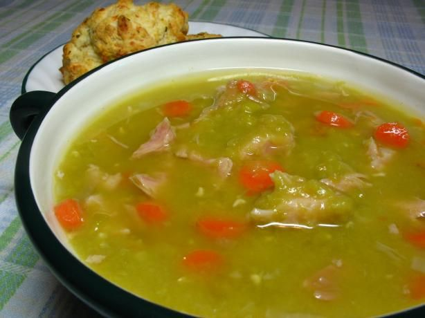 Easy Split Pea Soup. Photo by Breezytoo
