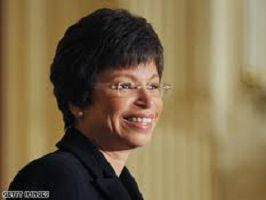 Valerie Jarrett: Americans 'hungry' for Obama to act like an imperial president....REALLY??????