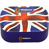 Walkers Shortbread Union Jack Tin (Pack of 2)