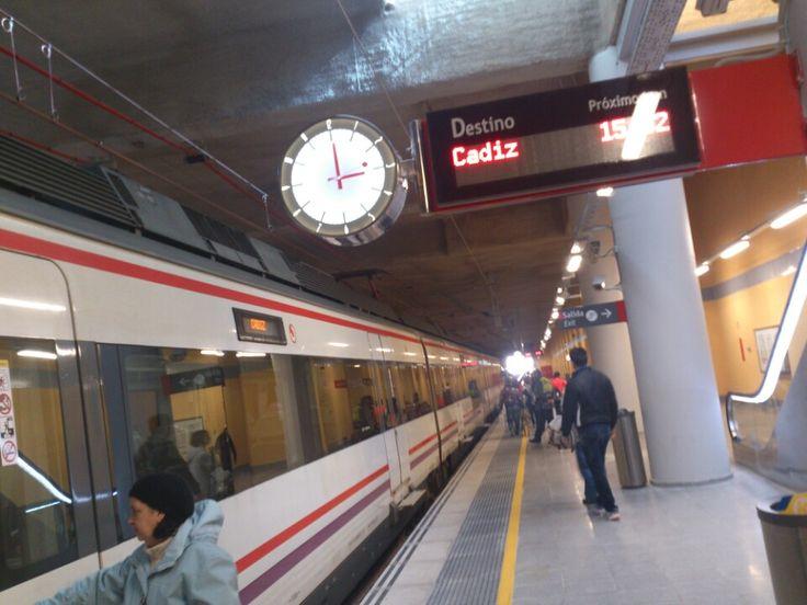 Estaci n de puerto real en puerto real andaluc a - Fontaneros en tenerife ...