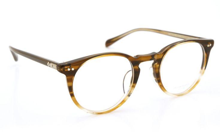 OLIVER PEOPLES (オリバーピープルズ) × MILLER'S OATH (ミラーズ オース)) 限定生産メガネ[Sir O'Malley VBSG] | optician | ponmegane