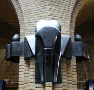 Elephant, Utrecht, The Netherlands Post Office