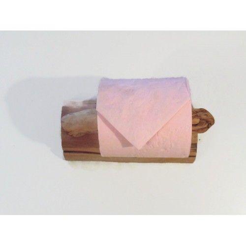 D rouleur papier toilette d vidoir en bois flott - Devidoir papier toilette ...