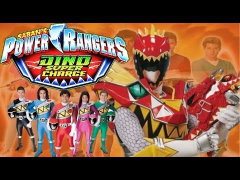 Power Rangers Dino Supercharge (2016) Explained and Oppinions