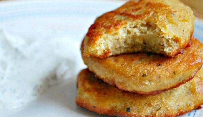 Chickpea Patties - SavvyMom
