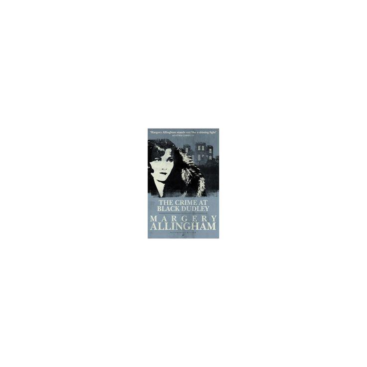 Crime at Black Dudley (Paperback) (Margery Allingham)