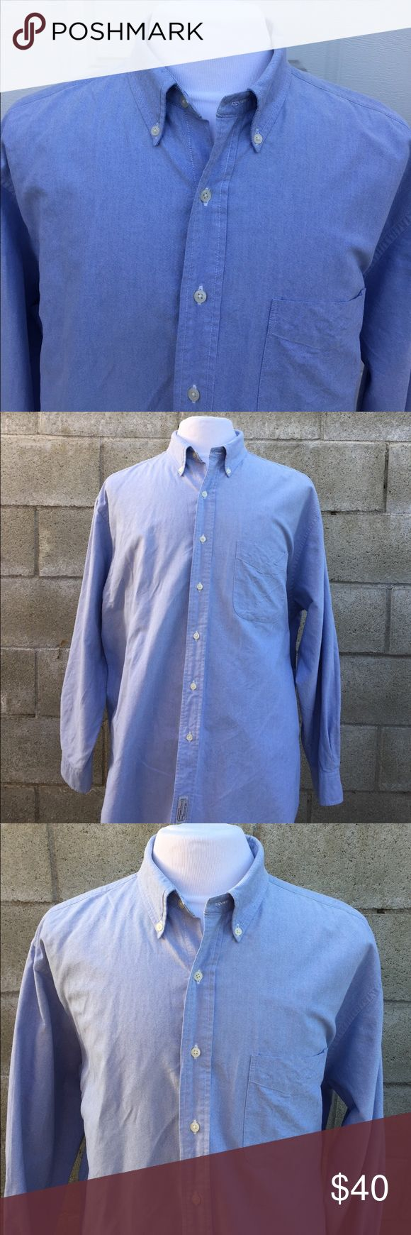 Abercrombie & Fitch Oxford Button Down 17L Blue Abercrombie & Fitch Oxford Button Down 17L Blue lightly used. Abercrombie & Fitch Shirts Casual Button Down Shirts