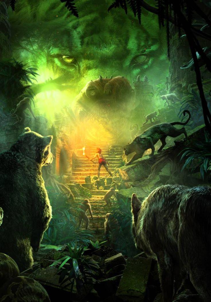 Um menino de dez anos e muitas telas azuis, foi assim que nasceu o filme Mogli: O Menino Lobo. Quem é apaixonado por arte, principalmente 3D, não tem como não ficar boquiaberto com a riqueza de detalhes no universo de Mogli, a mais recente adaptação do clássico da Disney para o cinema. Florestas com (...)