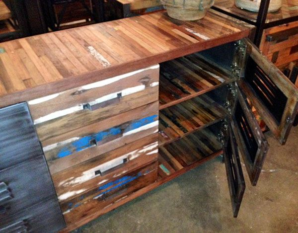 What Is The Wood Furniture Made Of