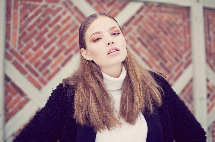 Foto: Tina Rekdal Hair: Sigrid Hesla Breie Stylist: Lotte Shephard Makeup: Ida Skipsfjord Model : Kristine Froseth / Heartbreak