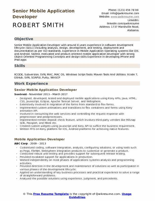 Interview Questions For Android Developer 3 Years Experience In 2020 Job Description Development Free Resume Template Word