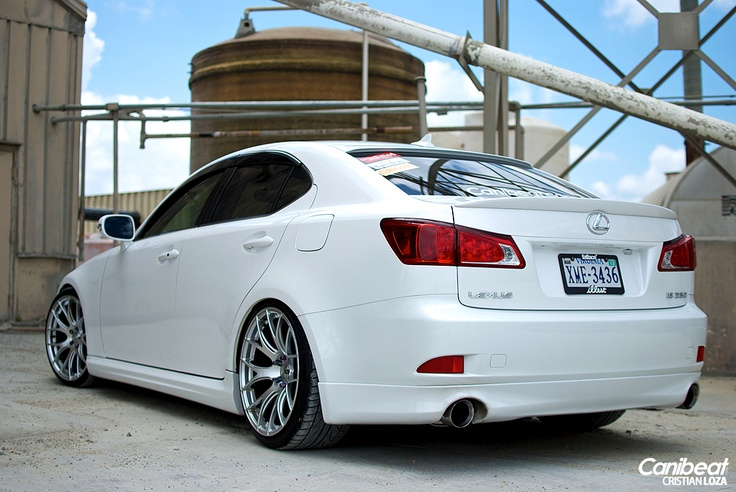 Lexus is250 - Love this car.